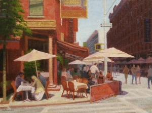 """Mulberry Street Lunch"""